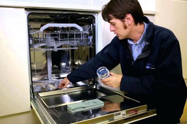 رفع ایراد های ماشین ظرفشویی (بخش اول)