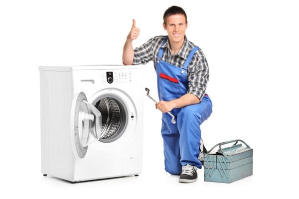 عیبیابی و تعمیر مشکلات ماشین لباسشویی و خشککن
